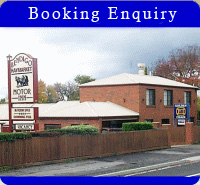 Make a Reservationi at the Bendigo Hay Market Motor Inn